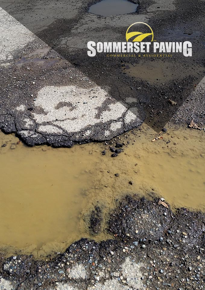 Sommerset Paving Pot Holes