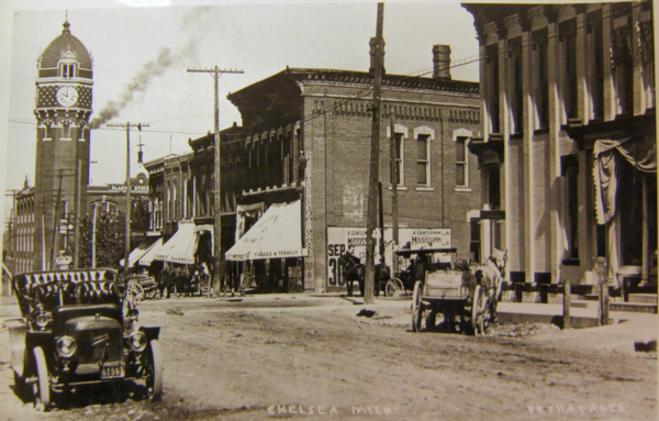 Downtown 1900s