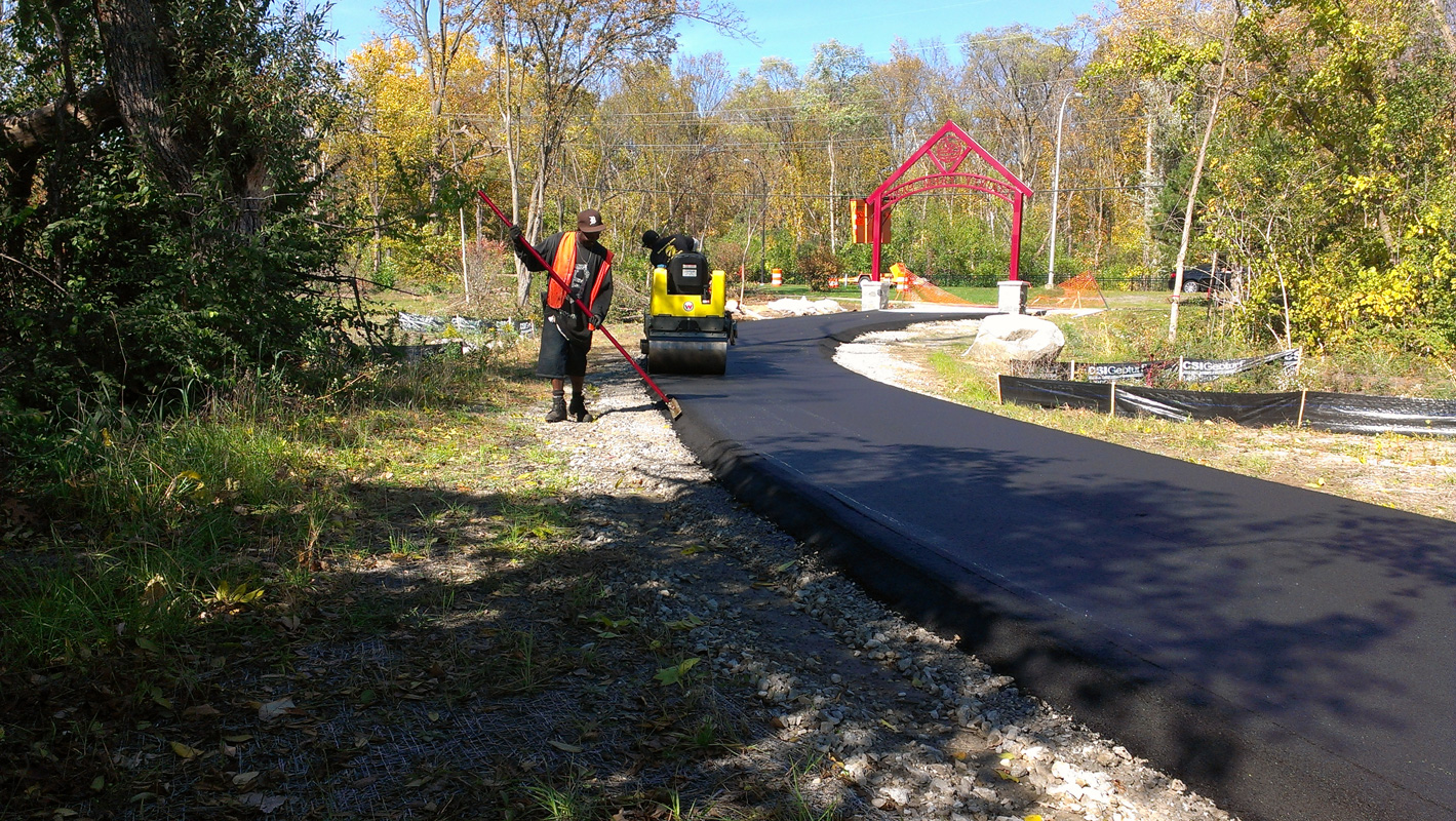 Washtenaw Asphalt Concrete Project 009